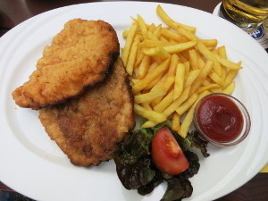 Münchner Schnitzel
