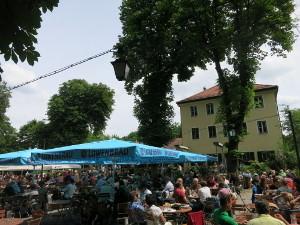 Biergarten Hirschau