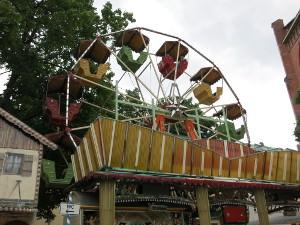 Auer Dult - Ferris Wheel (1925)