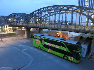 MeinFernbus bus